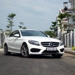 Mercedes-Benz C250 AMG là sự lựa chọn hợp lý cho các doanh nhân trẻ thành đạt