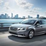Tân binh Subaru Legacy 2015 chốt giá từ 1,47 tỷ đồng
