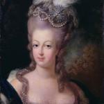 Hoàng hậu Marie Antoinette lộng lẫy với viên kim cương